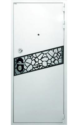 Металлическая дверь Fort Noks Камни