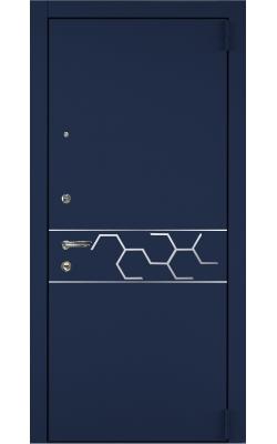 Металлическая дверь Remix Сота