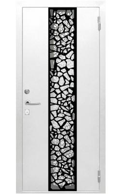 Металлическая дверь Соренто Камни