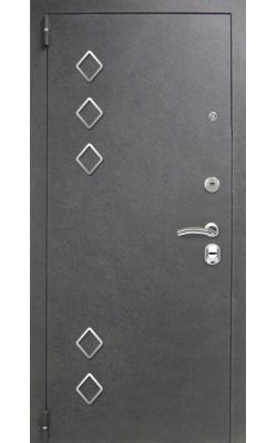 Металлическая дверь Эко-Кристалл