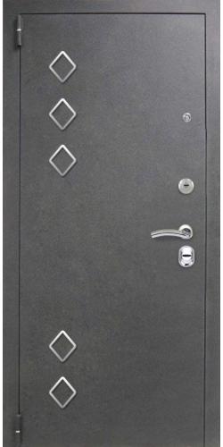 Металлическая дверь Кристалл