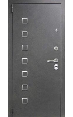 Металлическая дверь Эко-Квадро